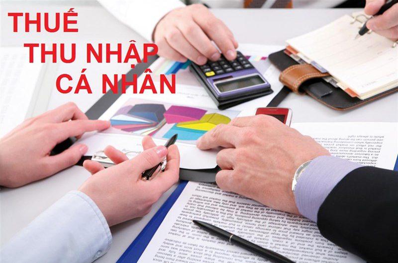 Các quy định của Pháp Luật về Thuế thu nhập cá nhân