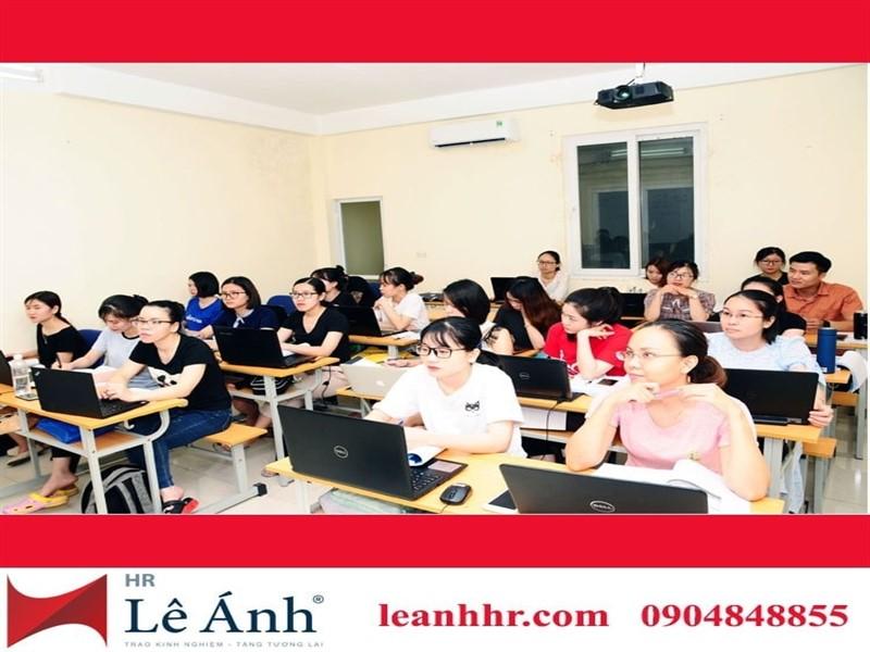 Lợi ích khi tham gia khóa học hành chính nhân sự tại Lê Ánh