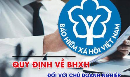Mức đóng BHXH