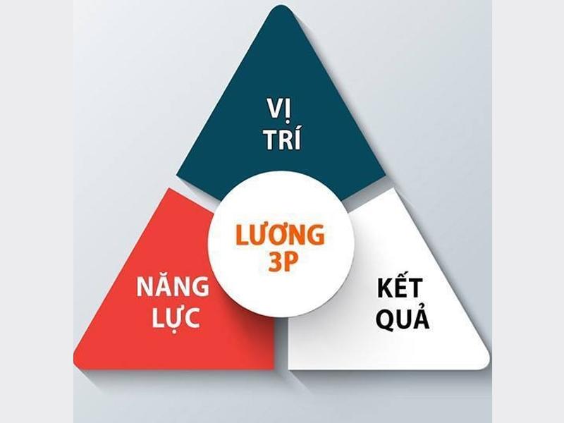 03 yếu tố của hệ thông lương 3P